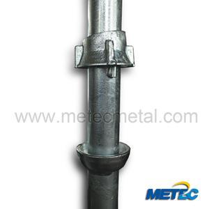 Vertical Legs Cuplock System Scaffolding